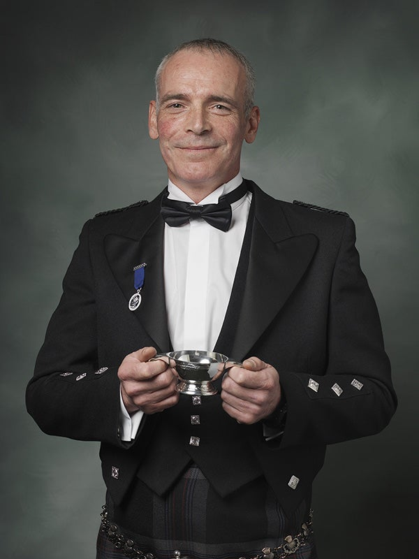 Keeper of The Quaich Stewart Buchanan